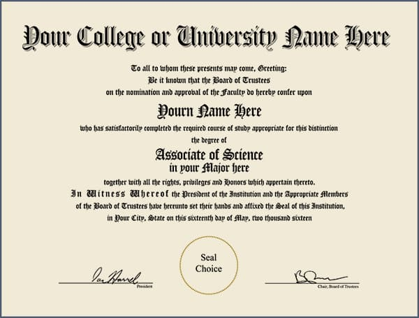 College Diploma - Design 1 COLLEGE_DIPLOMA_ND_01