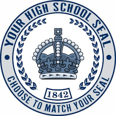 High School Match Seal