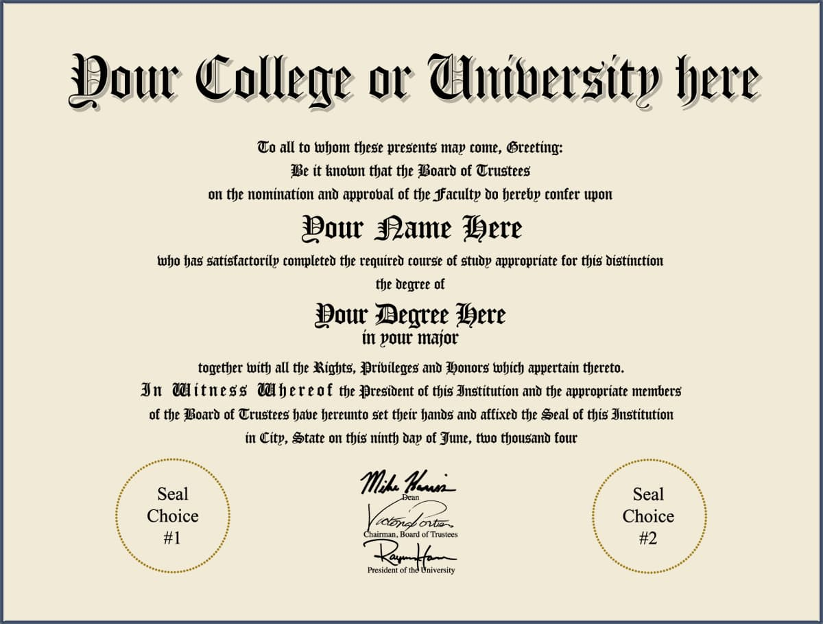 College Diploma - Design 2 COLLEGE_DIPLOMA_ND_02